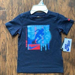 NWT!!  Nike Tee football shirt